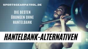 Hantelbank Alternative
