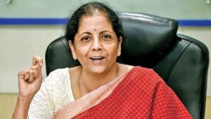 Personal income tax cut hints Nirmala Sitharaman