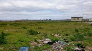 Empty plot earmarked since 2004 for Makhaza police station