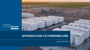 Intro to PowerSecure