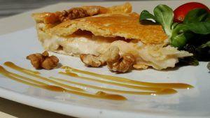 Restaurante italiano Cinquecento Valencia tarta salada