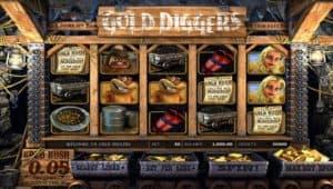 Gold Diggers Pokies