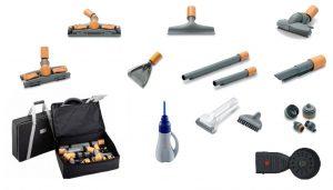 kit accessoires 909 evolution pro