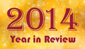 Articles published in 2014 - Year in Review