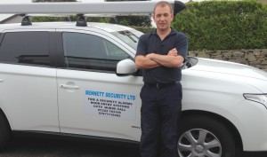 MIke Bennett: Security Systems & Alarms