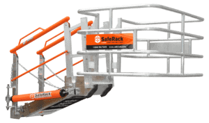 truck sfr safety cage raised