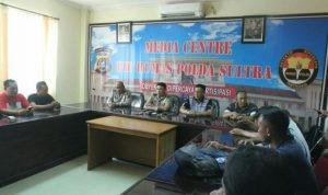 Mediasi Wartawan Korban Intimidasi Polisi