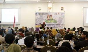 Seminar Pengembangan Komunitas Baca