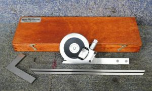 丸井計器(MARUI) マイクロプロトラクター 角度計MP-101
