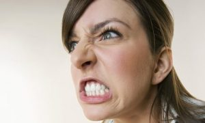 This angry woman was refused a NIE Number