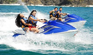 jet ski safari tour split croatia