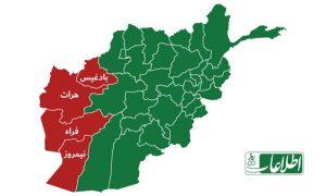 فراه و بادغیس در آتش جنگ؛ مروری به وضعیت امنیتی غرب و شمالغرب کشور