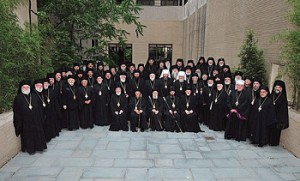 5th Assembly of Canonical Orthodox Bishops of the USA. Photo: GANP/Dimitrios Panagos