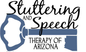 Stuttering and Speech Therapy of Arizona Logo