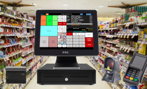 Retail epos software