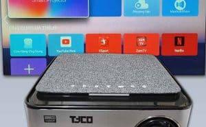 Máy chiếu TYCO T7A Wifi