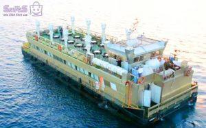 کشتی تفریحی تفریحات کیش با قیمت