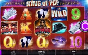 Michael Jackson Slot Pokies
