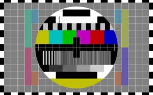 test pattern, tv, tv test pattern