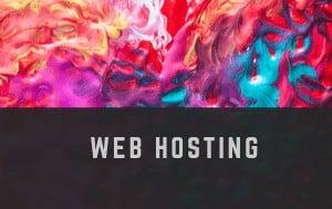 web hosting product image