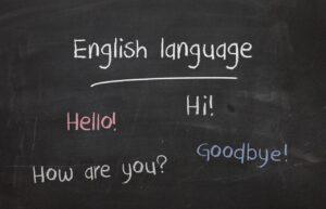 english, english language, language