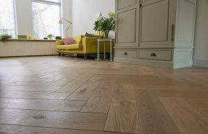 Eiken houten vloeren Beetsterzwaag
