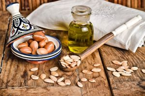Argan oil - one of the best carrier oils for acne-prone skin and scars