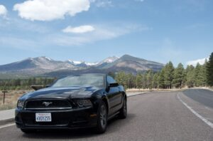 Ford Mustang Route 66