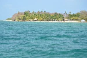 what is nice on the Rosario Islands ?