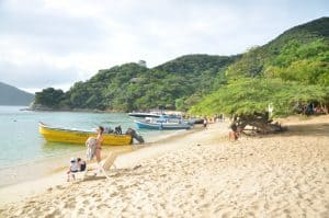 playa blanca santa marta