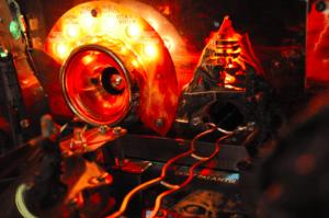 Mount Doom Pinball Machine Mod