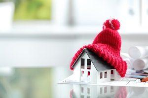 Ein Schutz, der das Haus warm hält.