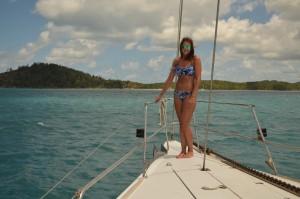 Avatar boat - Whitsundays