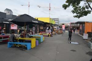 Christchurch Re-START mall