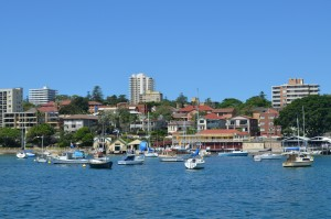 Ferry to Manly