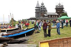 Российский центр традиционного судостроения и судоходства создадут на острове Кижи