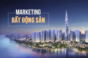 marketing bất động sản