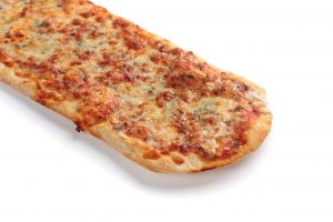 Pizza lunga 4 quesos | di Paolo