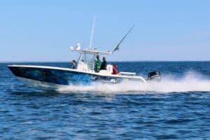 Cape Cod Fishing Charters 33 Invincible