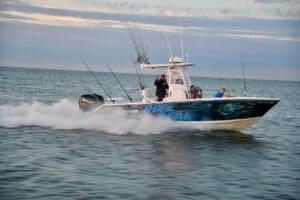 Cape Cod Fishing Charter Boat