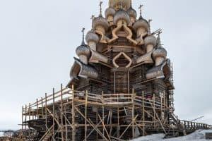 Преображенская церковь. Фото Игоря Георгиевского