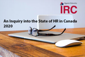 An Inquiry into the State of HR in Canada