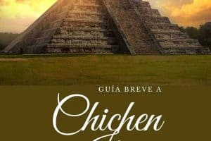 Chichen Itza Pinterest Pin 2 ES