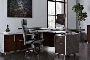 Best Executive Real Leather Office Chair