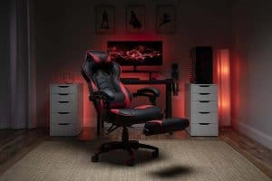 Best Red and Black Gaming Chairs