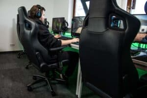 Best Gaming Chairs with Footrests