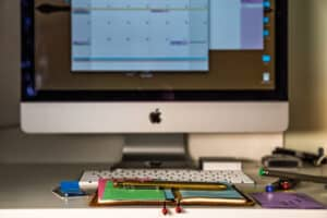 Desk Organization Tips from the Pros