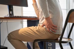 Prevent Hip Pain at Work