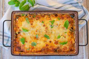 zucchini ziti, gluten free