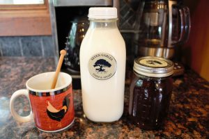 seven gables raw milk herd share